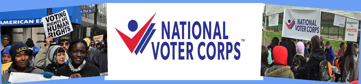 National Voter Corps